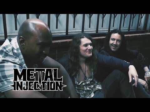 10 Questions With WITHERFALL | Metal Injection