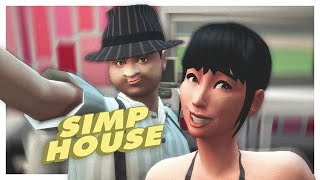 I Created A Simp House in Sims. For Science.