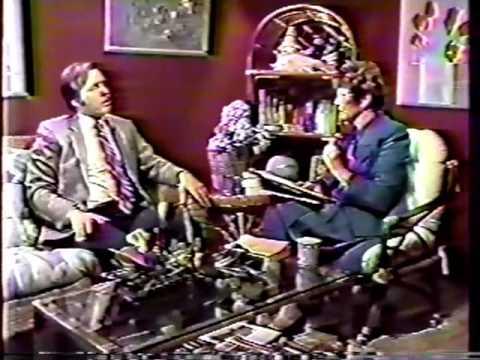 Nancy Lancaster Show 11-21-88 Ty Newcomb JFK