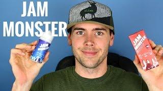 JAM MONSTER EJUICE | 100ml Bottles | JAM + BUTTER + TOAST = 😍