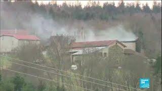 France : trois gendarmes tués lors d'une intervention, le forcené retrouvé mort