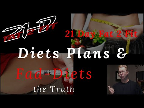 21-day-fat-2-fit-–-diet-plans-&-fad-diets-–-the-truth!-2019
