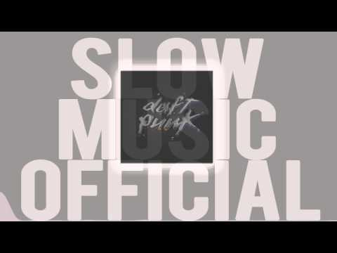 Daft Punk  Voyager Slow Edition