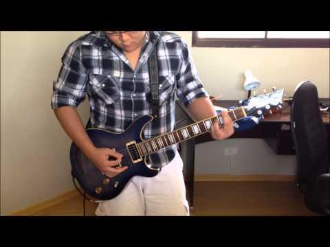 Charlie Brown Jr.- Dona do Meu Pensamento (Cover Guitarra)