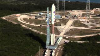 New Horizons Launch on Atlas V