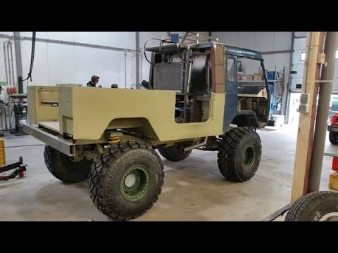 Wiegman4x4 eu #1 Volvo TGB11 C303 modified with 1HZ Toyota Turbo, power  steering and coil springs