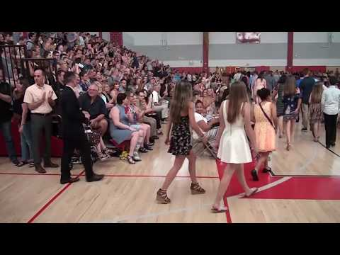 Galvin Middle School - Moving On Ceremony 2017