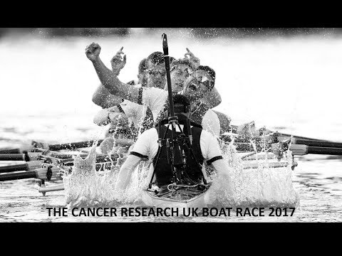 The Cancer Research UK Boat Race 2017