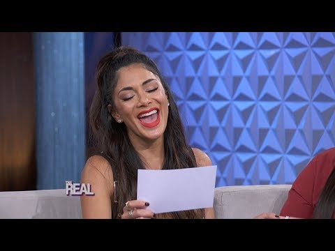 Nicole Scherzinger Sings Alphabet Song as Alanis Morissette