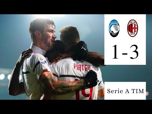ATALANTA MILAN 1-3: GRANDE MILAN!!!