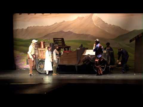 Chitty Chitty Bang Bang  Gold Wings Theatre Copmany