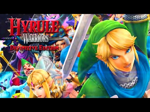 Download Youtube: Hyrule Warriors Definitive Edition - Character Trailer (Japanese)