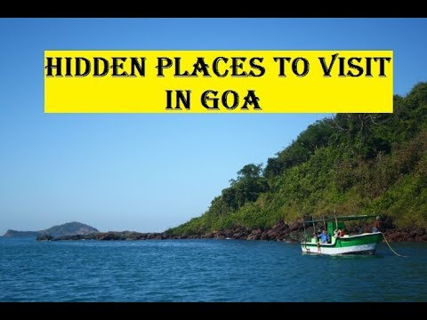 UNDISCOVERED PLACES IN GOA | HIDDEN PLACES IN GOA | INDIAN BEAUTY STATION
