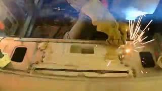 возвращение блудного сына ГАЗ-24, 5 часть о восстановлении кузова