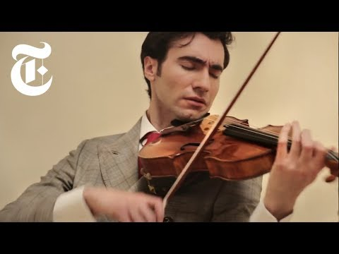 This Is What a $45 Million Viola Sounds Like | The New York Times