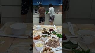 리조트동강시스타(강원도 영월 동강) 1일차
