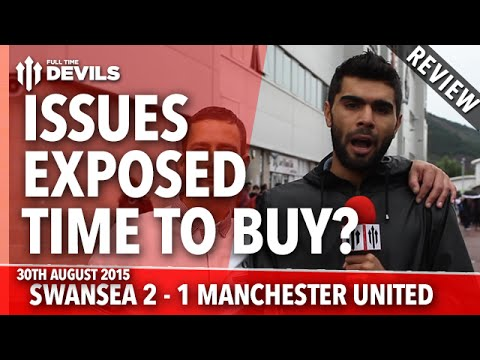 Swansea City 2-1 Manchester United | Issues Exposed | REVIEW