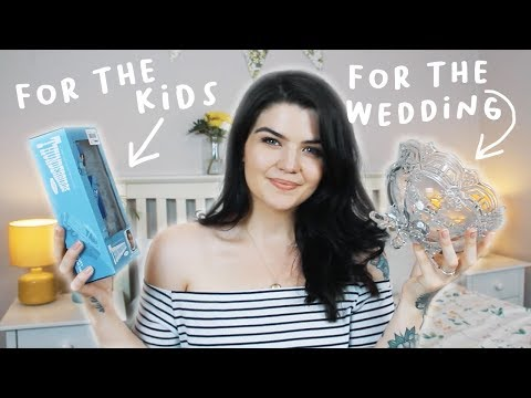 ~ THRIFT HAUL ~ finds for our wedding & future kids ♡