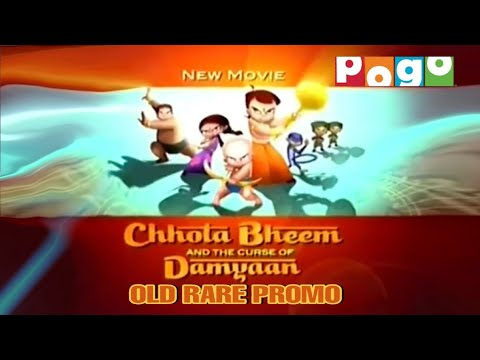 Download Chhota Bheem And The Curse Of Damyaan Old Promo HD - Pogo TV