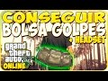 TRUCOS GTA 5 ONLINE - CONSEGUIR LA BOLSA DE GOLPES MAS HEADSET - GTA 5 PS4, PC Y XBOX ONE