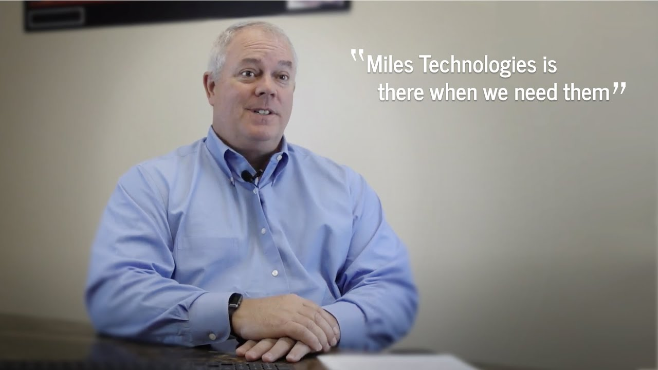Managed IT Services - The Miles Assurance Plan (MAP)