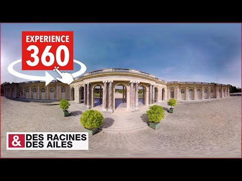 [Vidéo 360] Grand Trianon au Château de Versailles