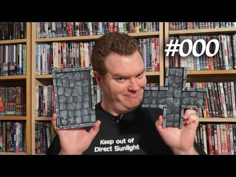 Why craft modular dungeon terrain for D&D and Pathfinder role-playing games? DMG#000