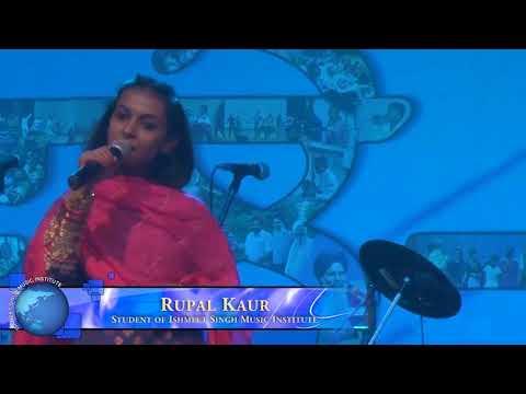 Rupal Kaur performing on Valvale 2017- Ishmeet Singh Music Institute