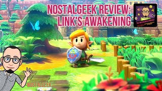 NostalGeek Review: Link's Awakening Switch Remake