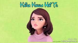 Maine Konsi Tujhse Jannat Mang li😶 lyrics video.