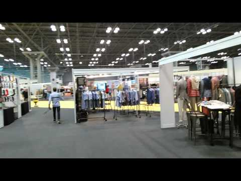 Mrket fashion for men trade show