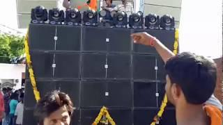 Mahalaxmi Digital Soundcheck 5th Day Ganpati Visarjan at Karnataka(Bidar) 2017.