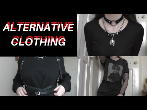 """""""ALTERNATIVE"""" STYLE ON A BUDGET - GETTING STARTED & LOOKBOOK"""