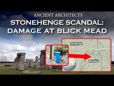 Stonehenge Scandal: Damage at Blick Mead | Ancient Architects