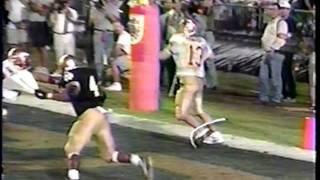 #6 Notre Dame vs. #7 Florida State - 1996 Orange Bowl - 1/1/96