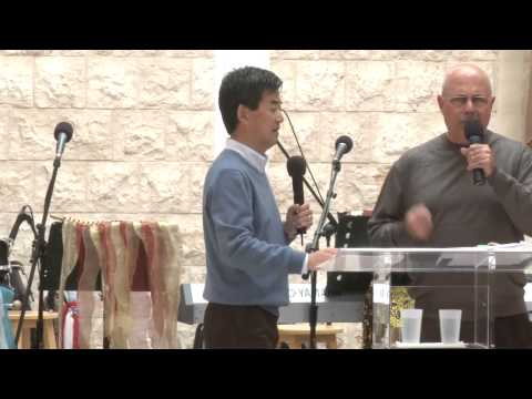 "Peter Tsukahira - ""Passover Journey"" - March 23, 2013"