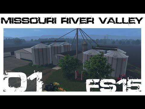 FS15: Missouri River Valley Ep.01