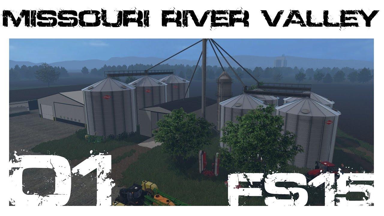 FS Missouri River Valley Ep YouTube - Fs15 us maps