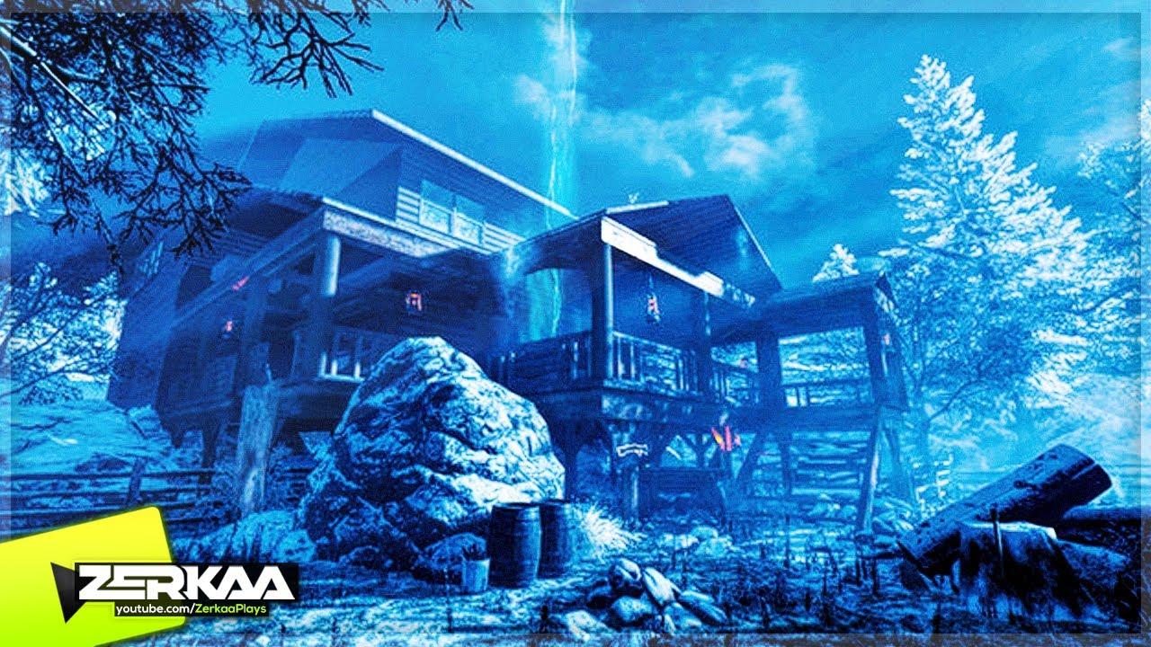 ONE OF THE BEST CUSTOM MAPS! (Black Ops 3 Custom Zombies) - YouTube