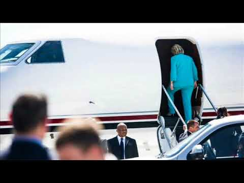 Hillary Clinton Flees The US As Email Investigation Reopened  | Anonymous EXPOSED