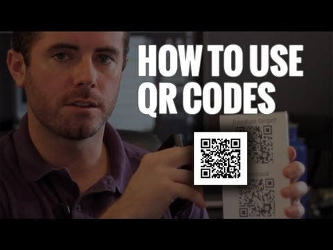 [QR Code] How To Use QR Codes
