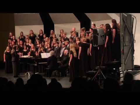Amarillo High School - 2017/18 Bel Canto - I Am Loved