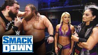 Otis scores Valentine's date with Mandy Rose: SmackDown, Jan. 31, 2020