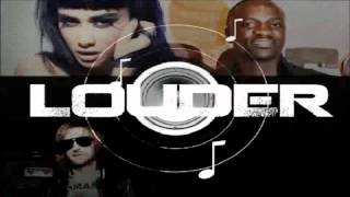 Akon Ft. Natalia Kills - Louder (Prod. by David Guetta)
