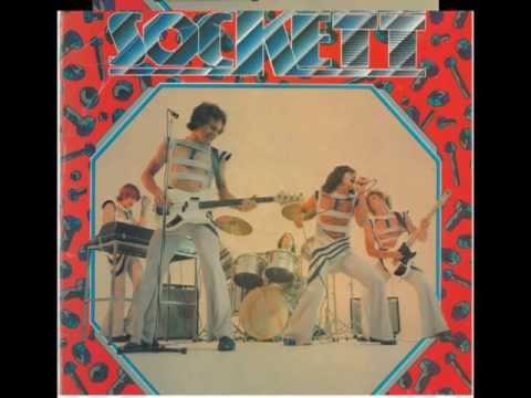 """Sockett """"Dr. Freelove's Escort Agency"""". 1977 Aussie glam"""