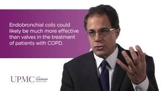 Endobronchial Coils to Treat Chronic Obstructive Pulmonary Disease