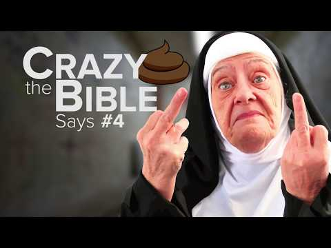 CRAZY SHIT the BIBLE says #4 -  SELL your daughter into SLAVERY!