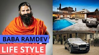 Baba Ramdev Lifestyle | House | Income | Net Worth | Yoga | Cars & Family