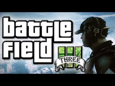 Battlefield 3 in GTA V