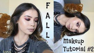 Fall Makeup Tutorial 2/3 | BeatsByLups